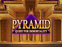Автомат Pyramid: The Quest For Immortality на биткоин